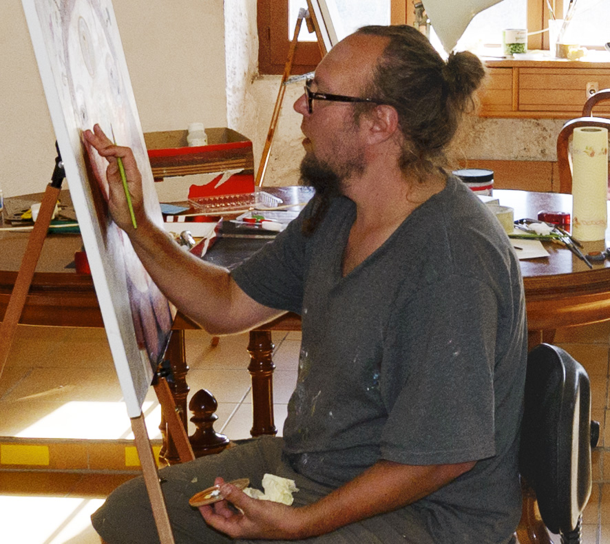 Nick Fedaeff Artist Bio